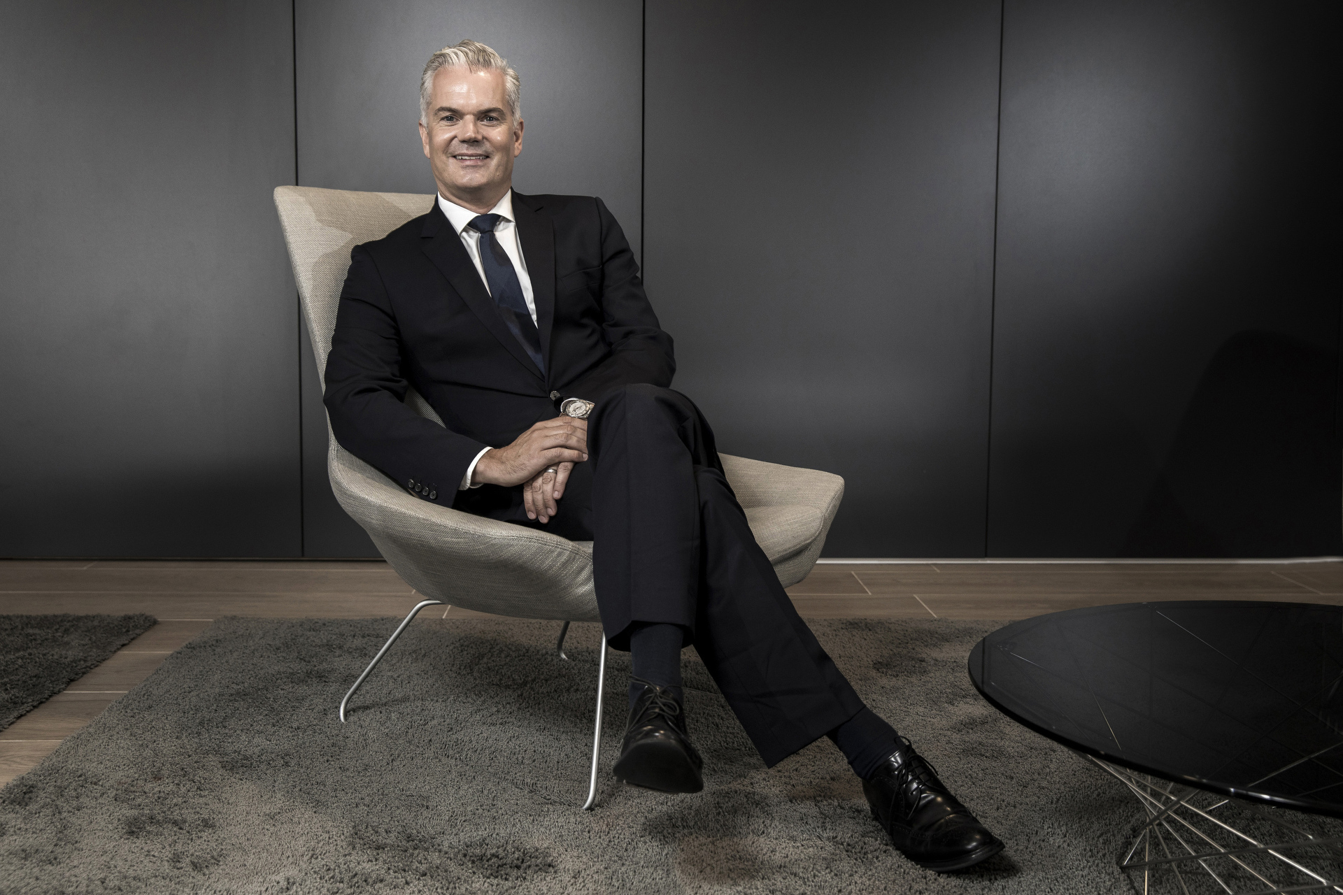 Sydney portrait photographer, personal branding, head shots, corporate photography, Cars, Audi Australia, CEO