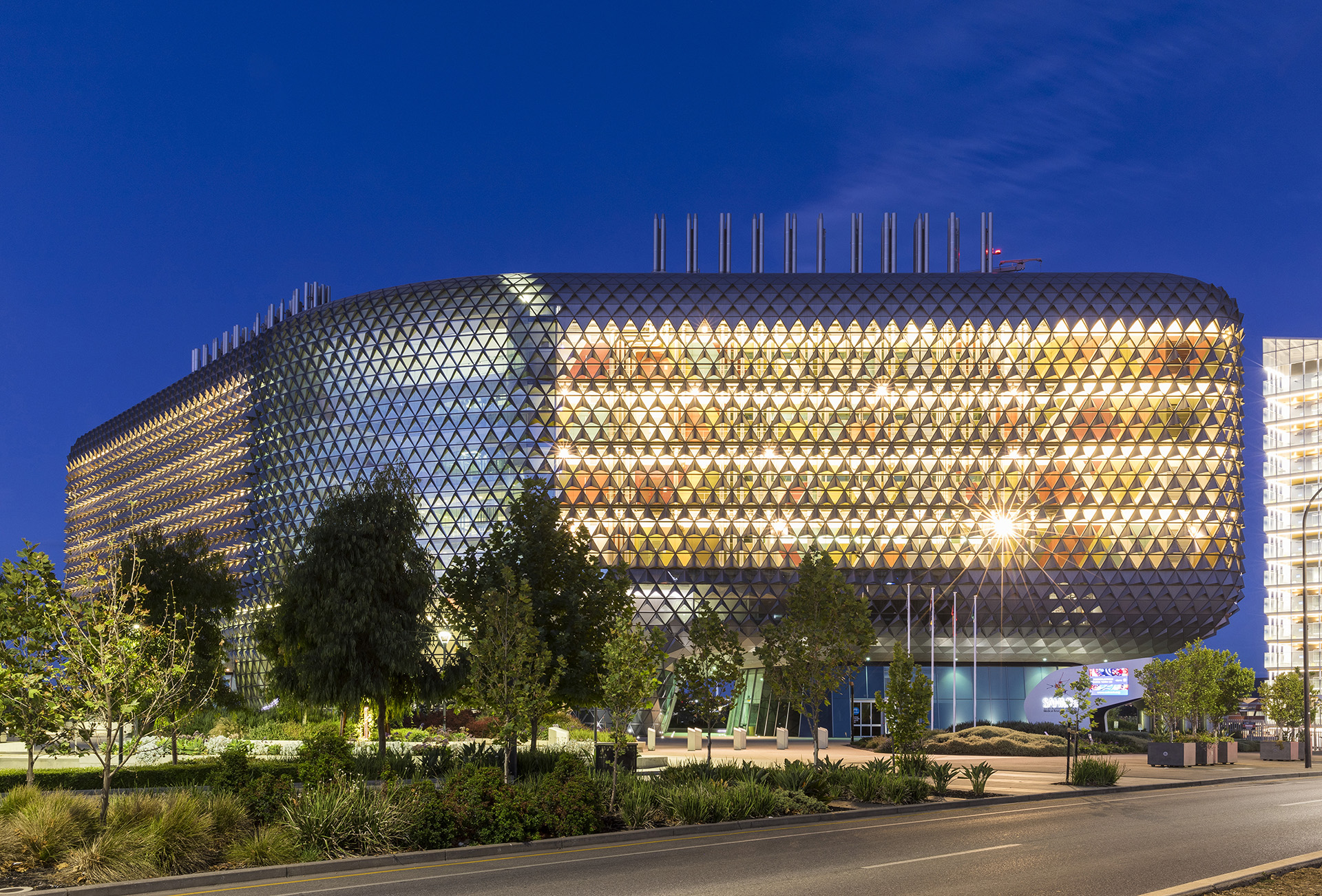 Sydney real estate photographer, architecture, travel, design, real estate, Adelaide, SAHMRI, Woods Bagot, medical research