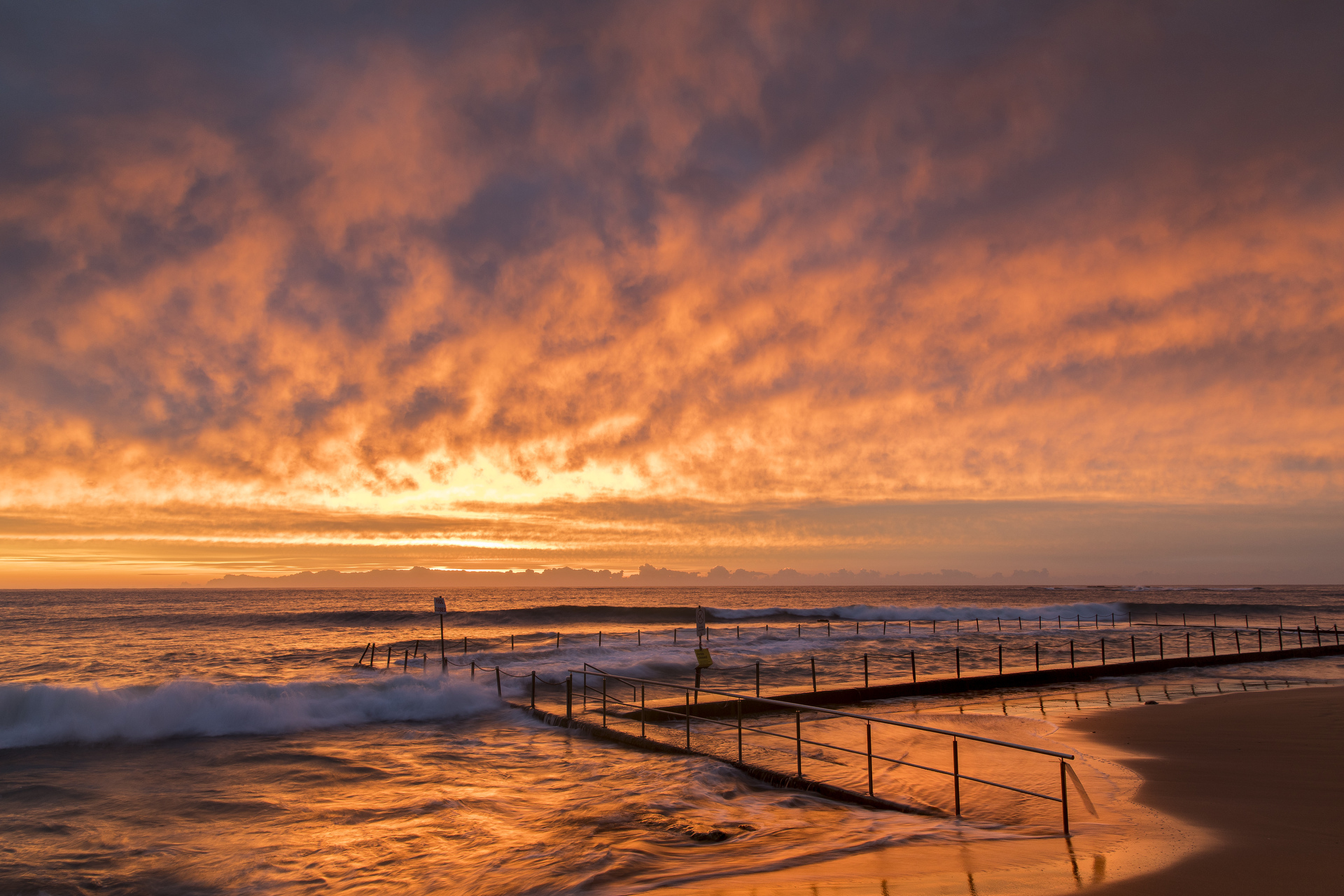 Sydney landscape photographer, sunrise, sunset, ocean, ocean pool, While you were sleeping,landscape, award winning, travel, NSW, Australia, sea, fine art prints, Newport